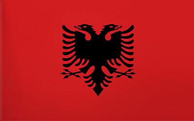 Albania Flag 60 x 90cm