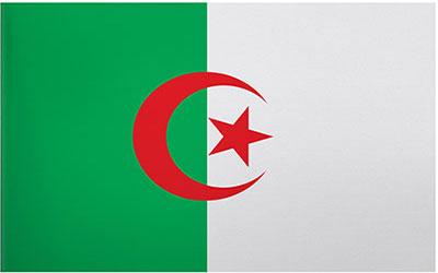 Algeria World Flag