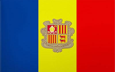 Andorra Flag 60 x 90cm
