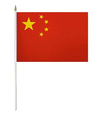 China Hand Waver Flag