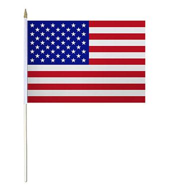 America USA Hand Waver Flag