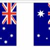 Australia String Bunting 3m