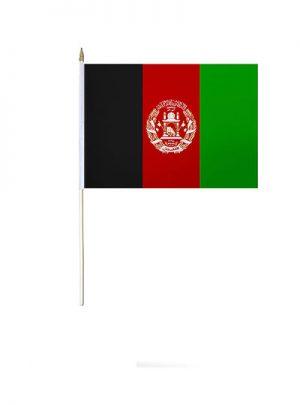 Afghanistan Hand Waver Flag