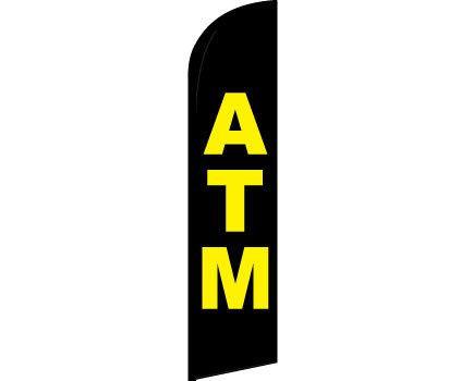 ATM Advertising Flag