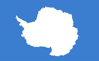 Australian Antarctica Flag 150 x 90cm