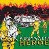 Australian Hero Bushfire Flag