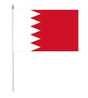 Bahrain Hand Waver Flag