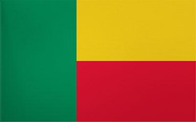 Benin National Flag 150 x 90cm