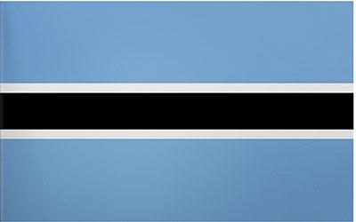 Botswana Flag 150 x 90cm