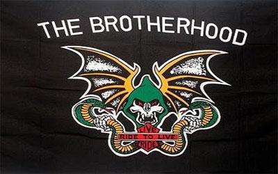 The Brotherhood Flag 150 x 90cm