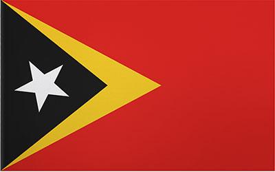 East Timor National Flag 150 x 90cm