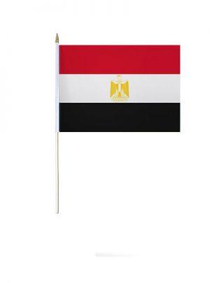 Egypt Hand Waver Flag