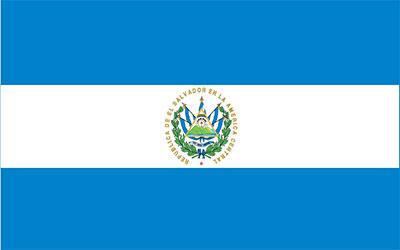 El Salvador Flag 150 x 90cm