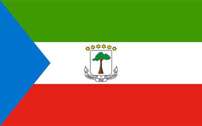 Equatorial Guinea National Flag 150 x 90cm