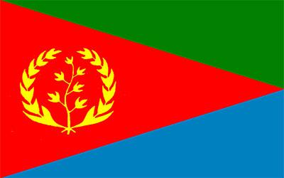 Eritrea National Flag 150 x 90cm