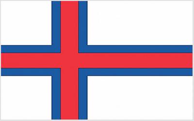 Faroe Island Flag 150 x 90cm