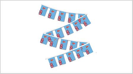 Fiji Bunting Flags