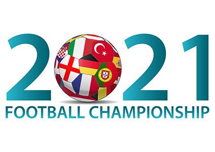 2021 Football Championship Flags