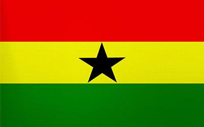 Ghana National Flag 150 x 90cm