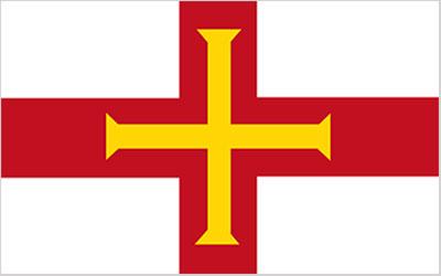 Guernsey National Flag 150 x 90cm