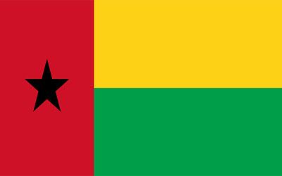 Guinea-Bissau Flag 150 x 90cm