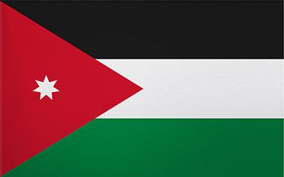Jordan National Flag 150 x 90cm