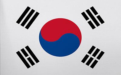 Korea South Trilobal Flag - Heavy Duty 180 x 90cm