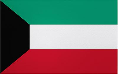 Kuwait National Flag 150 x 90cm