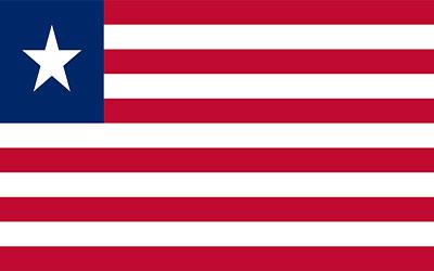 Liberia National Flag 150 x 90cm