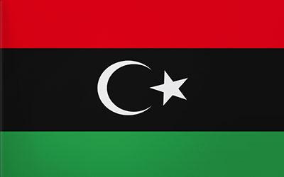 Libya - New Libya National Flag 150 x 90cm