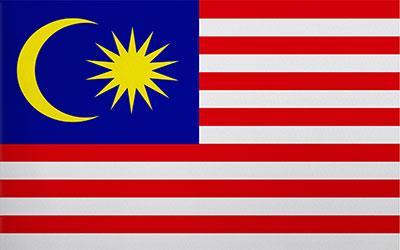 Malaysia Trilobal Flag - Heavy Duty 180 x 90cm