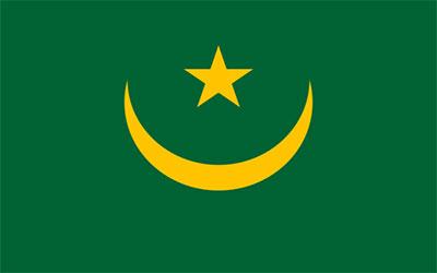 Mauritania Old National Flag 150 x 90cm