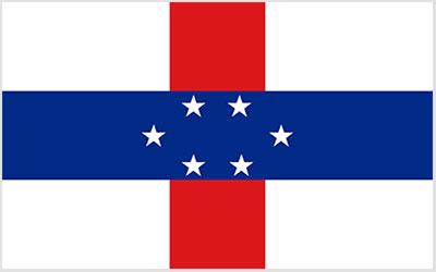 Netherlands Antilles National Flag 150 x 90cm