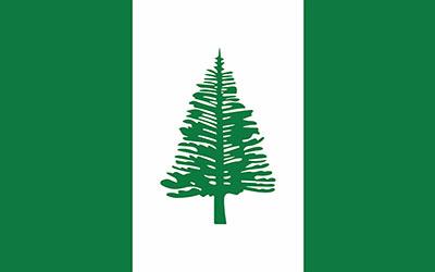 Norfolk Island Flag 150 x 90cm