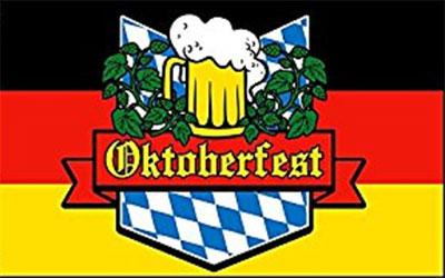 Oktoberfest Flag 150 x 90cm