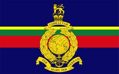Royal Marines Core Flag