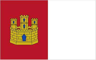 Spain Castilla La Mancha Flag 150 x 90cm