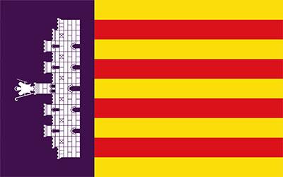 Spain Mallorca Flag 150 x 90cm