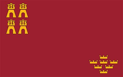 Spain Murcia Flag 150 x 90cm