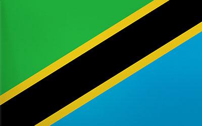 Tanzania National Flag 150 x 90cm