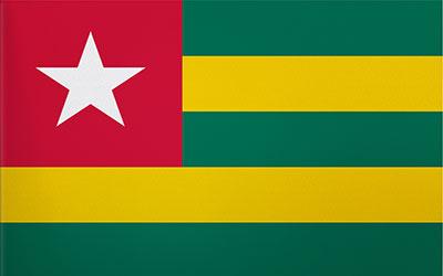 Togo National Flag 150 x 90cm