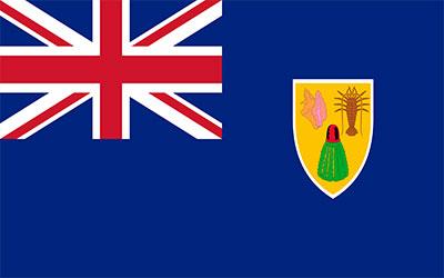 Turks & Caicos Islands National Flag 150 x 90cm