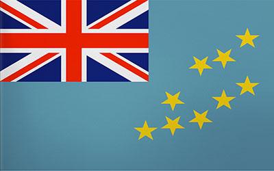 Tuvalu National Flag 150 x 90cm