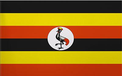 Uganda National Flag 150 x 90cm