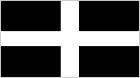 Cornwall Flag 150 x 90cm