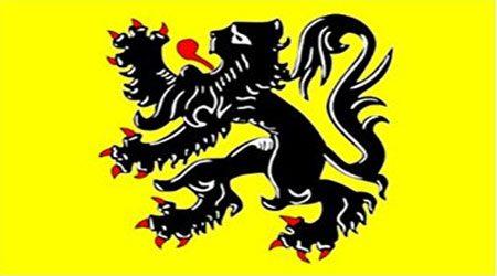 Flanders Lion Flag 150 x 90cm