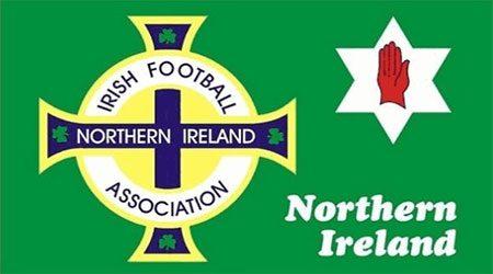 Irish Football Northern Ireland Flag 150 x 90cm