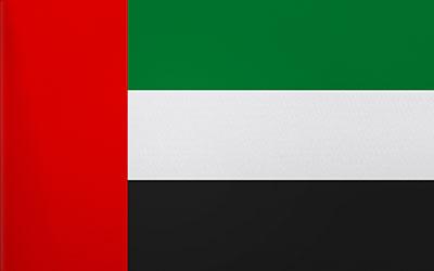 United Arab Emirates National Flag 150 x 90cm
