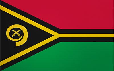 Vanuatu National Flag 150 x 90cm