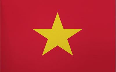 Vietnam National Flag 150 x 90cm